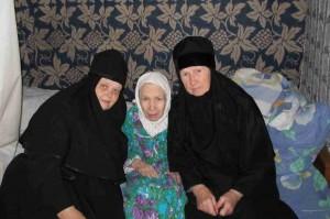 Монахиня Анна, бол инокиня Иоанна, монахиня Саломия